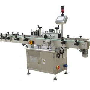5l Bottle Two Sides Labeling Machine