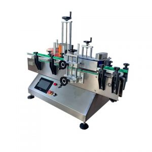 Antiseptic Spray Sprayer Bottle Labeling Machine