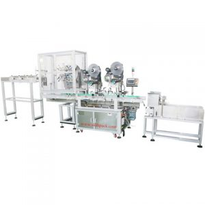 Full Auto Factory Price Round Bottle Labeler