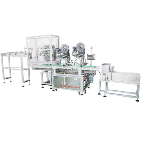 Tabletop Round Bottle Labeling... | LabelOn™ Labeling Machines