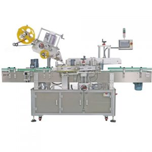 Ce Approved Horizontal Medicine Bottle Standard Labeling Machine