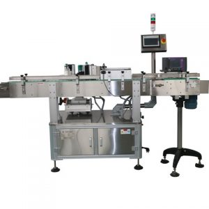 Economy High Accurate Bottle Labeling Machine