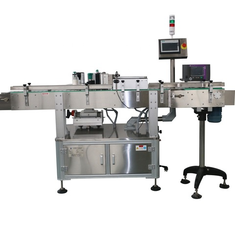 SHL-2582 Horizontal Wrap-around Labeling Machine - SaintyCo