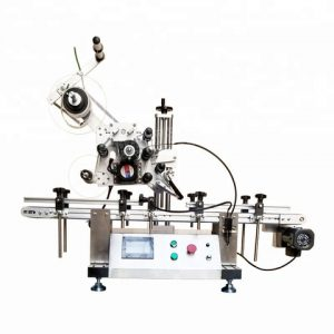 Small Glass Bottle Labeling Machine