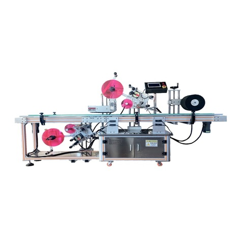 China automatic sticker labeling machine factories