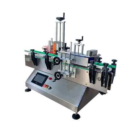 Top Labelling - Top Side Sticker Labeling Machine, Horizontal Top...