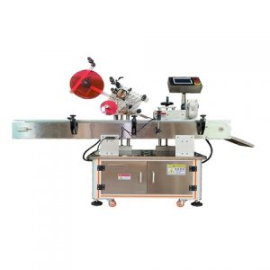 Cone Shape Labeling Machine
