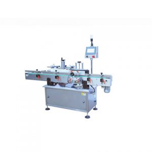 Plastic Oil Bucket Labeling Machine