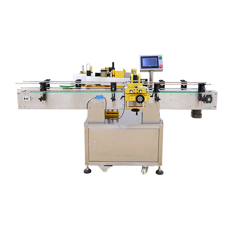 Solo 2 Side Servo Ecam On Top & Bottom Labelling Machine For C...