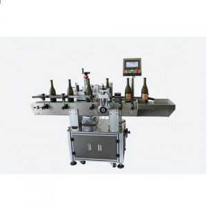 Top Surface Plane Labeling Machine