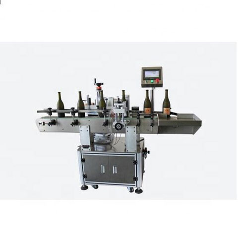 Automatic Double Sides Labeling Machine | Electrical Connector