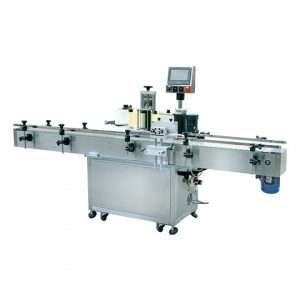 Plastic Package Box Labeling Machine