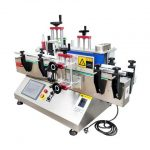 Automatic Lids Labeling Machine