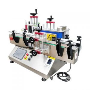 Top Surface Labeling Machine For Plastic Cards