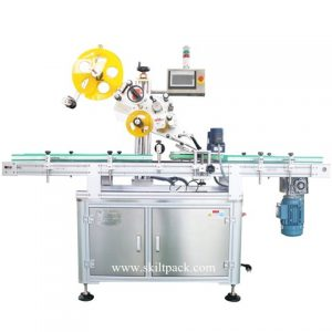 Automatic Aluminum Jar Labeling Machine