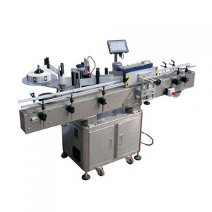 Round Bottles Sticker Labeling Machine
