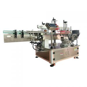 Top And Wrap Around Labeling Machine