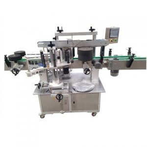 Label Applicator For Glass Cups