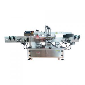 Bags Top Labeling Machine