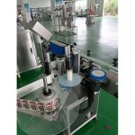 Mobile Phone Card Barcode Label Top Labeling Machine