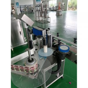 Small Battery Labeling Machine