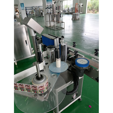 Automatic Top & Bottom Labeling Machine (SVTBL)
