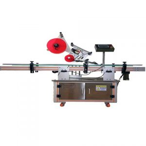 Linear Adhesive Labeling Machine