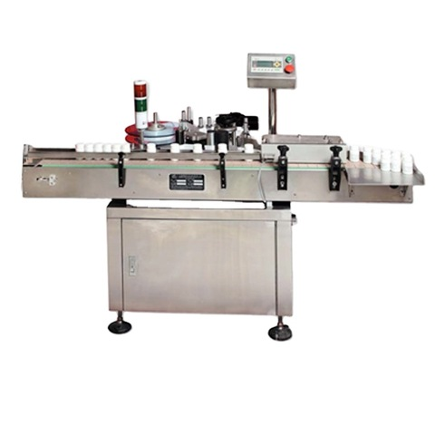 ampoule bottle vial horizontal labeling machine high speed fully...