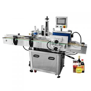 Auto Bottle Labeling Equipment