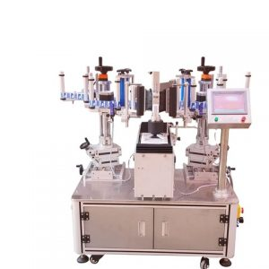 Good Quality Custom Metal Label Labeling Machine