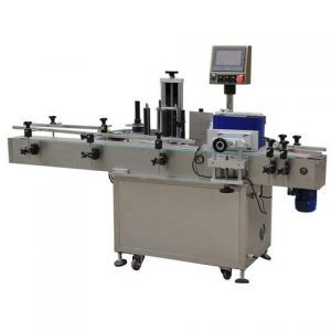 Glass Cup Labeling Machine