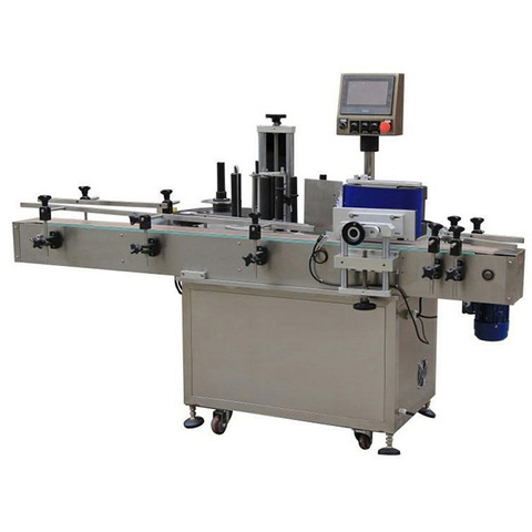 Automatic wet glue labeling machine, Rotary automatic pouch...