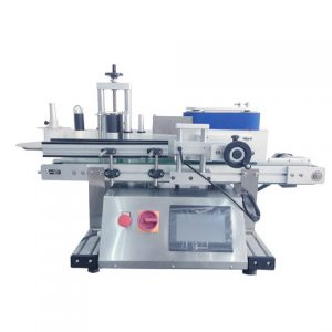 Box One Label Three Sides Labeling Machine