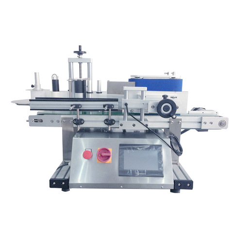 Bottle Labelling Machine at Best Price in India | Bottle Type: Round