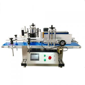 High Efficiency Sticker Labeling Machine