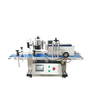 Labeling Machine For Round Bottle Body Wrap Around