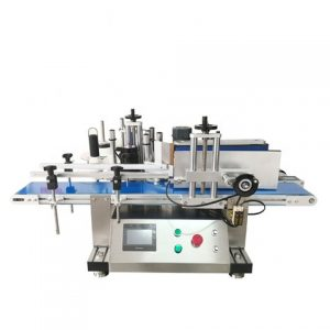 Zipbag Labeling Machine
