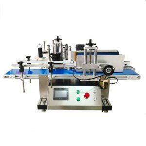 Positioning Plastic Bottle Labeling Machine