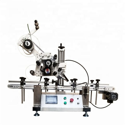Focus sticker labeling machine