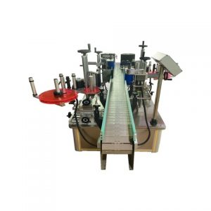 Pharmaceutical Square Bottle Labeling Machine