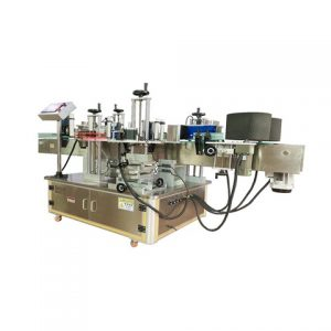 Labeling Machine For Top U Or L Seal