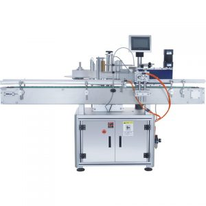 Desktop Cookie Jar Tinplate Labeling Machine