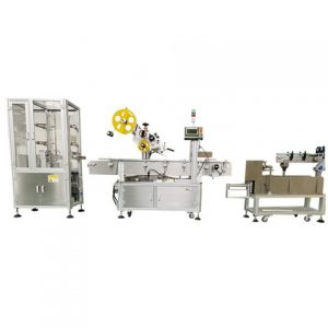 Jam Bottle Labeling Machine