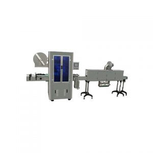 One Gallon Bottle Labeling Machine With Two Sides