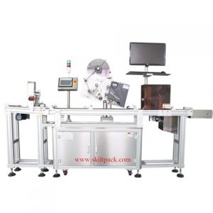 Sales Fixed Point Labeling Machine For Round Bottles