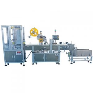 Automatic Factory Price Two Sides Labeling Machine Shanghai
