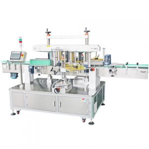 Round Bottle Labeling Machine For Pet Plastic Bottle