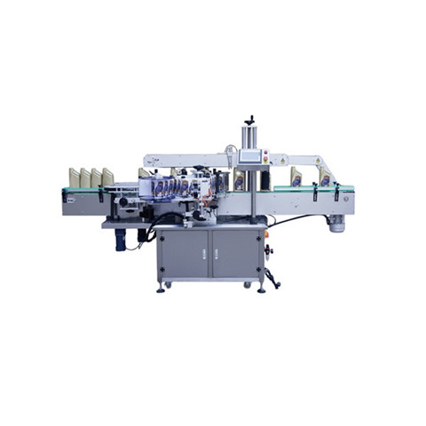 Semi-Auto Round Bottle Labeling Machine