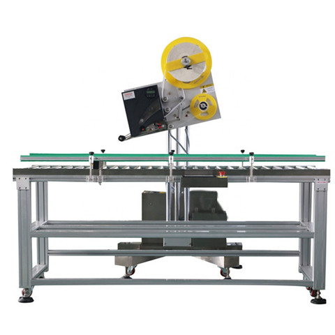 Plastic Bottle Automatic Sleeve Labeling Machine Sleeve Labeling...