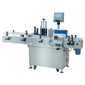 Whisky Glass Bottle Labeling Machine